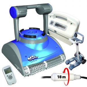 Buy Dolphin M5 automatic pool cleaner in Dubai, UAE | PoolShop Dubai