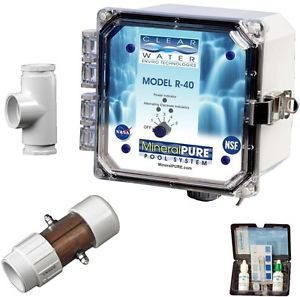 Buy pool No Chlorine System/Ionization online in Dubai