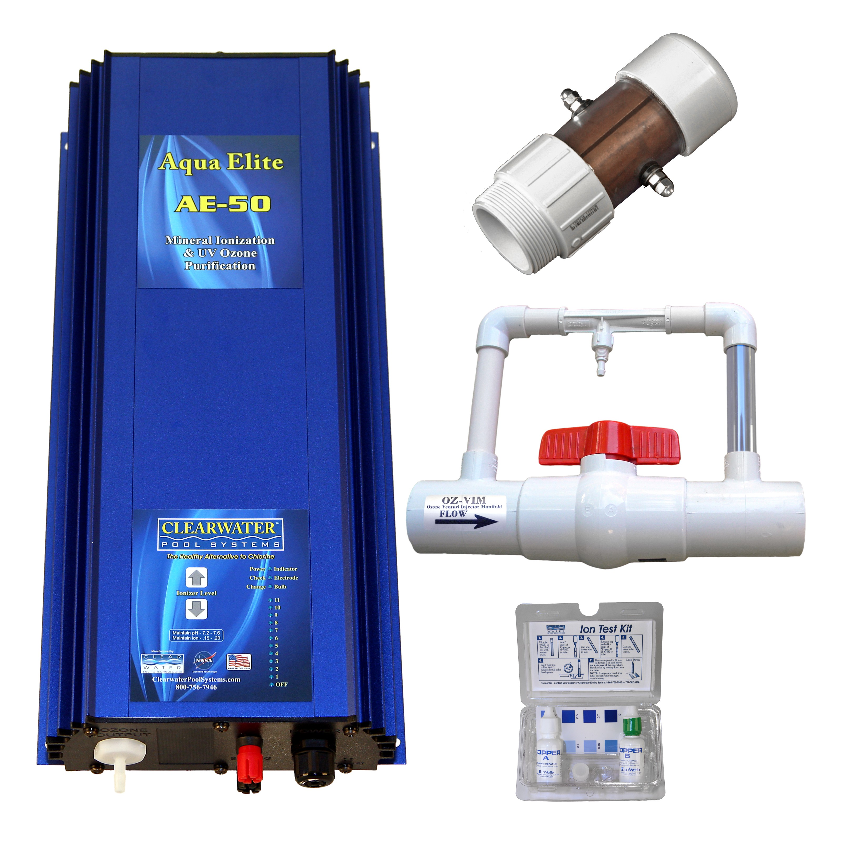 Buy Pool Ozone Ionization System In Dubai Uae Poolshop Dubai