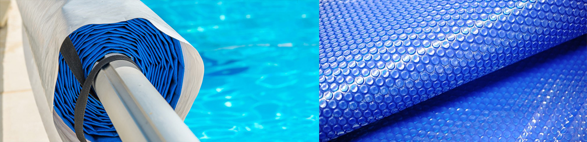 Bubble Solar Pool Covers